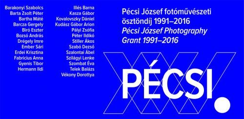 Pécsi József ösztöndíj
